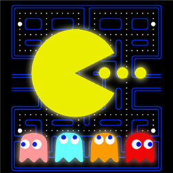 PAC MAN HD App